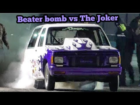 Beater Bomb vs The Joker Blazer at Winter Meltdown