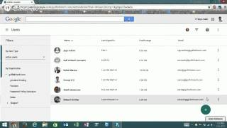 Introducing Changes to the Google Apps Admin Console