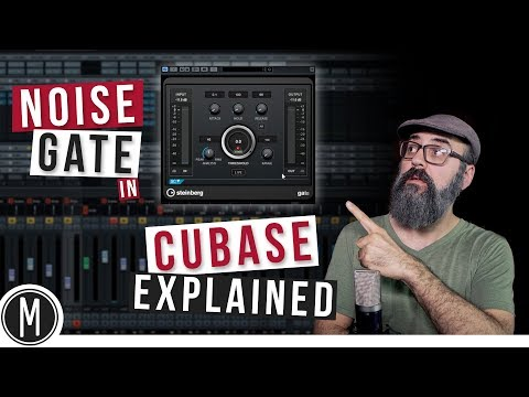 Noise GATE in CUBASE 9.5 EXPLAINED – mixdown.online