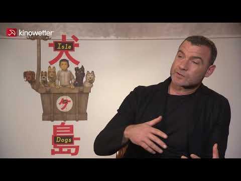 Interview Liev Schreiber ISLE OF DOGS