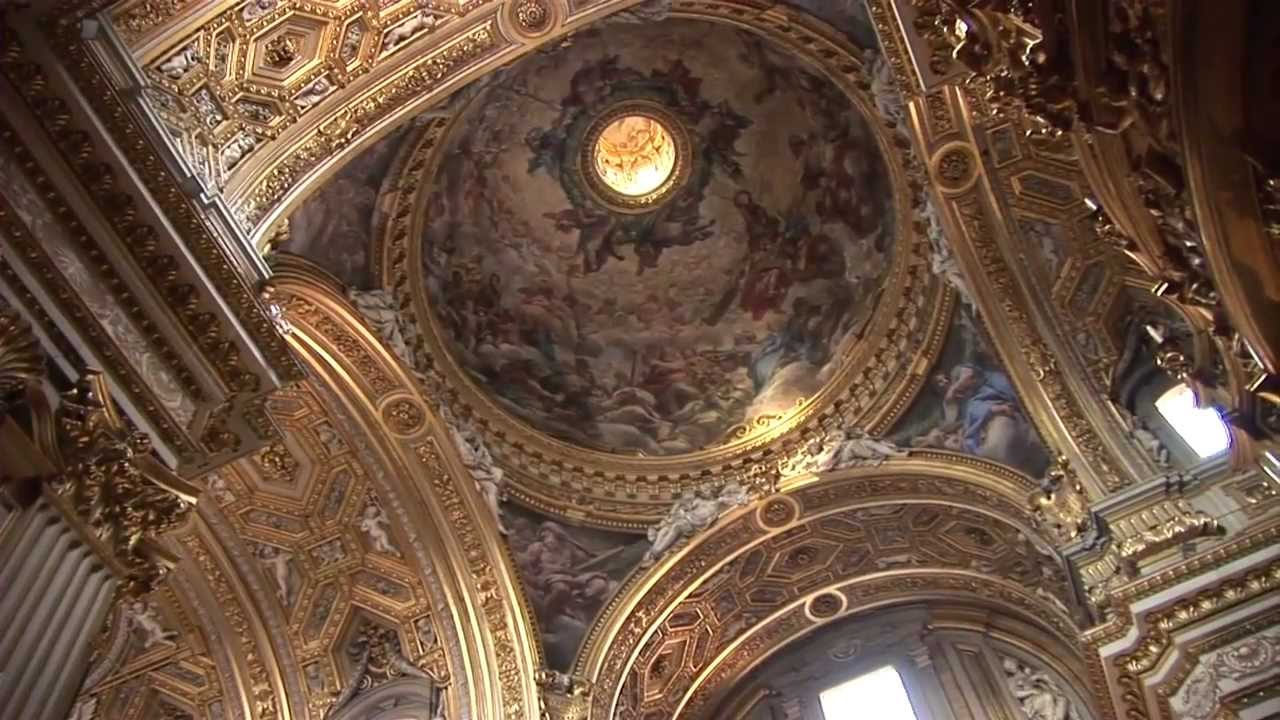 Rome Chiesa Nuovamov Youtube