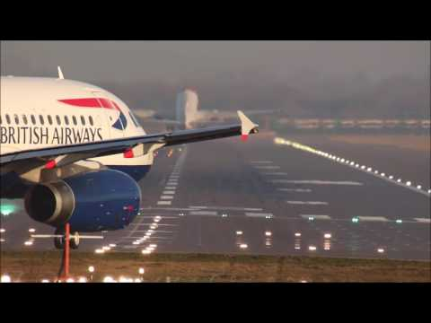 HD with Radio - Gatwick Departures December 2016 - Unedited