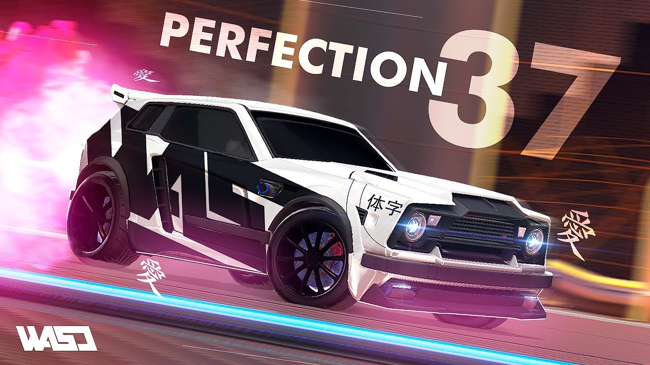 Download ROCKET LEAGUE PERFECTION 37   MOST SATISFYING GOALS, FREESTYLE, IMPOSSIBLE SHOTS MONTAGE