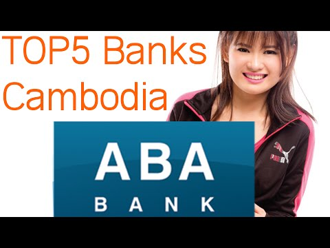 Top Trust 5 Banks in Cambodia - ABA Bank