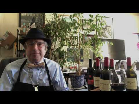 Marc Kauffman The San Francisco Sommelier - Vampire Merlot Uncorking