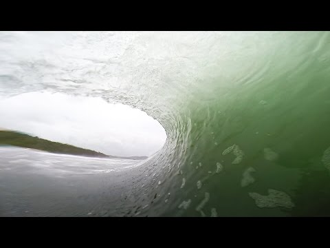GoPro : Tad McCardell - Colorados, Nicaragua 09.06.15 - Surf