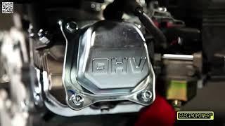 Moteur thermique 4 temps OHV 6,5 CV