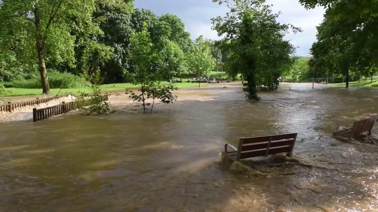 inondation au parc de l 39 auzette limoges youtube. Black Bedroom Furniture Sets. Home Design Ideas