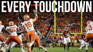 Every Clemson Touchdown | 2018 College Football Season