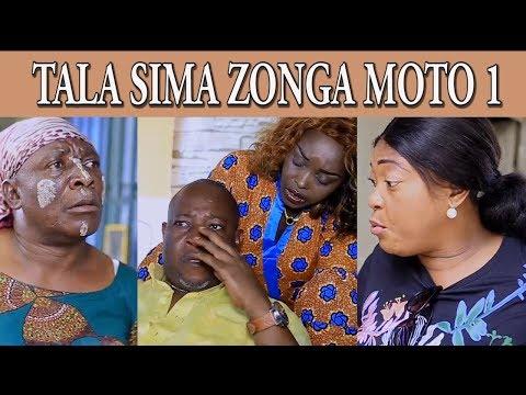 TALA SIMA  ZONGA MOTO Ep 1 Theatre Congolais Sylla,Mbaliosombo,Buyibuyi,Ebakata,Darling