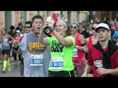 The 2015 Bank of America Chicago Marathon
