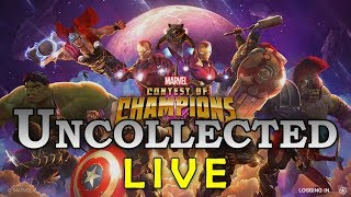 Uncollected Avengers Forever (Member chat only)   Marvel Contest of Champions Live Stream