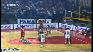 5ος τελικός 1994-1995 Ολυμπιακός-ΠΑΟ| redbasketzone.blogspot.gr