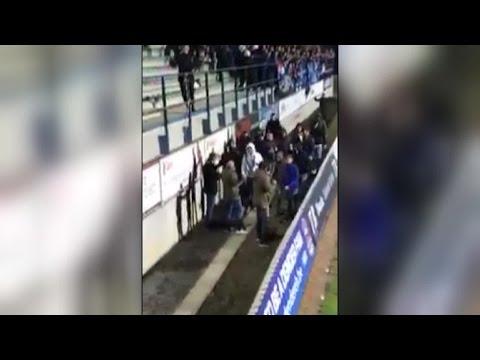 'Supporters' Helmond Sport misdragen zich in België, supportersvereniging spreekt afschuw uit