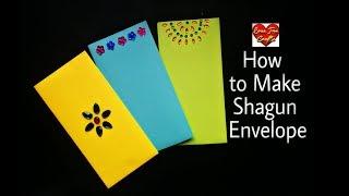 How to Make Shagun Envelope  | DIY - Gift Envelope (Requested Video)
