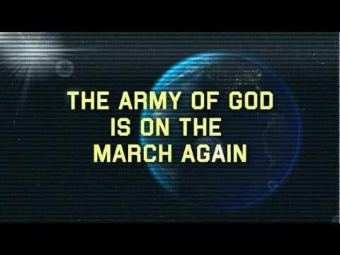 On the March - (Hillsong Kids) (lyrics) (HD)