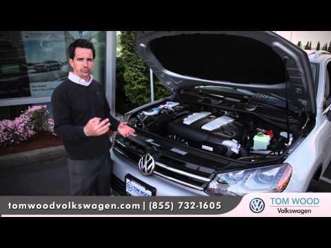2012 VW Touareg Walk-around   Tom Wood VW of Carmel & Indianapolis, IN