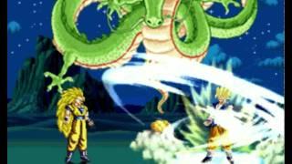 gokussj3 vs.gokussj5 dragon ball z mugen edition