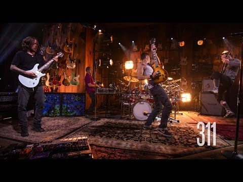 "311 ""Amber"" Guitar Center Sessions on DIRECTV"
