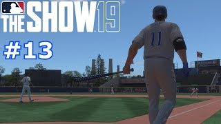 LUMPY HAS A BAD WEEKEND | MLB The Show 19 | Road To The Show #13