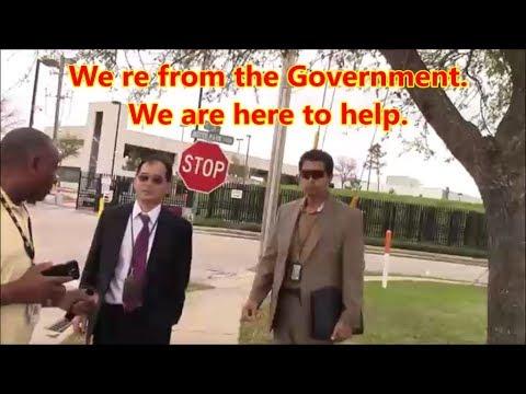 Houston,Tx.- FBI (where It Began W/them)
