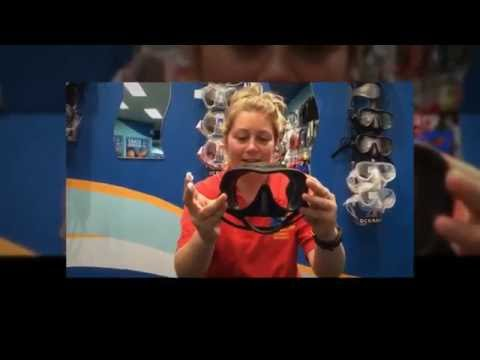 Stopping Your Dive Mask Fogging