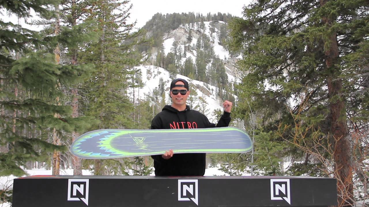 2015 Nitro Slash Snowboard Review