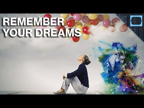 Why You Can't Remember Your Dreams