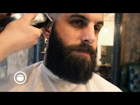 Thumbnail: How To Shape and Maintain a Square Beard