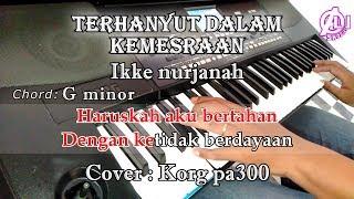 Download TERHANYUT DALAM KEMESRAAN - Ikke Nurjanah - Karaoke Dangdut Korg Pa300