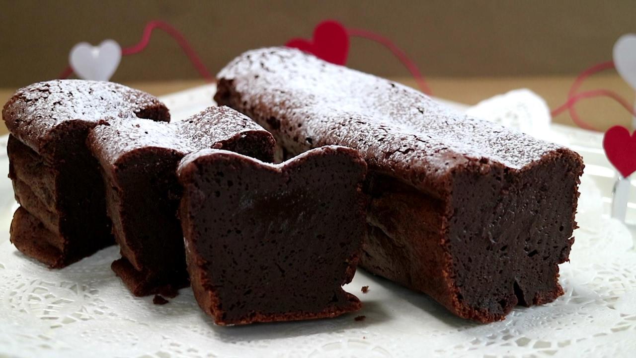 rich chocolate cake 濃厚♡ガトーショコラ バレンタインにも!