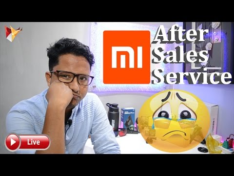Live With Me | Topic - Xiaomi Smartphone After Sales Service | Data Dock