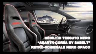 Abarth Punto Scorpione 2012 Videos