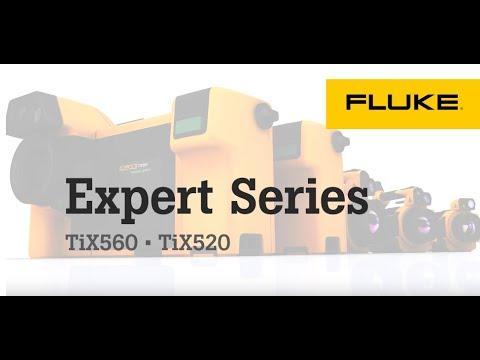 Fluke TiX520 TiX560 Thermal imagers
