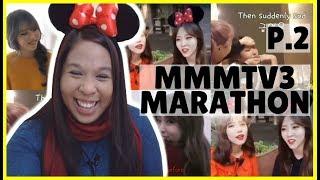 Video MMMTV3 MARATHON PART 2! [EP 15 TO EP 18] - MAMAMOO REACTION download MP3, 3GP, MP4, WEBM, AVI, FLV Juni 2018
