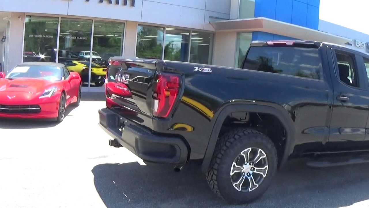 2019 GMC Sierra 1500 for sale at Mike Fair Chevrolet Buick