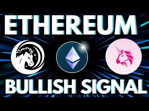 Ethereum Bullish Signals for Price Growth? Uniswap, Mooniswap & ETH1 on ETH2 Shard