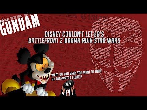 Disney couldn't let EA's Battlefront 2 drama ruin Star Wars