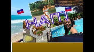 HAITI VLOG : FIRST TIME EVER!! LIT TRIP!!