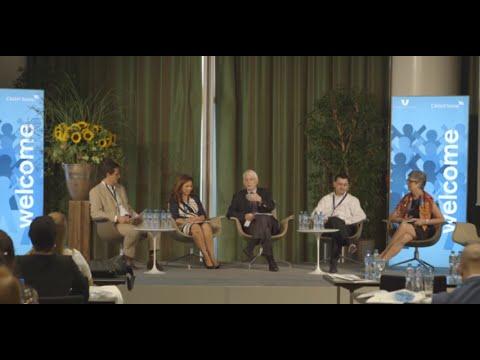 European Conference on Corporate Volunteering:  Opening Plenary Response Panel