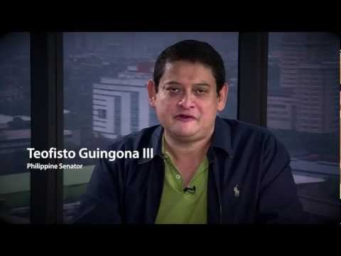 TG Guingona on the Cybercrime Protection Act of 2012