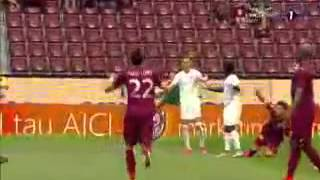 Cfr Cluj vs Voluntari 2-0 | All Goals & Highlights 31-07-2015