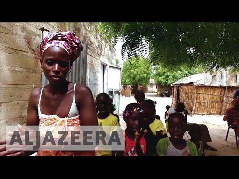Senegal government runs birth control campaign
