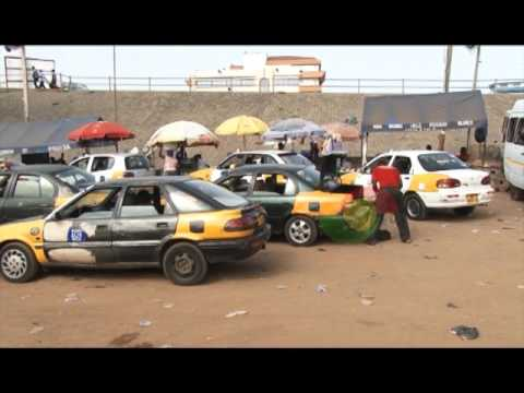 UBER AND TAXI TUSSLE IN GHANA