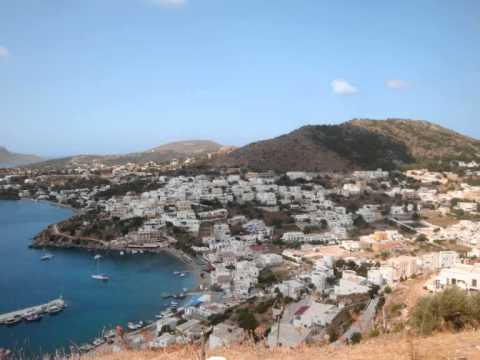 Leros - un'isola affascinante e ricca di storia - luglio 2010
