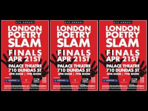 London Poetry Slam Finals - 2013 - AUDIO