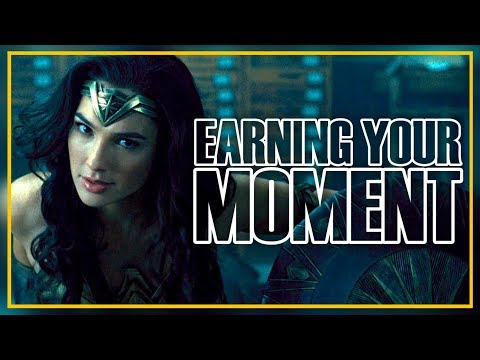 Wonder Woman: Earning Your Moment || Video Essay