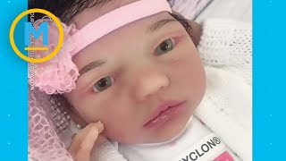 Spanish company makes realistic baby dolls | Your Morning
