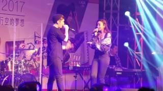 AGA江海迦《3AM》Robynn&Kendy&Friends音樂會@KITEC (2/6/2017)