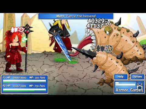 Epic Battle Fantasy 2 Epic HQ